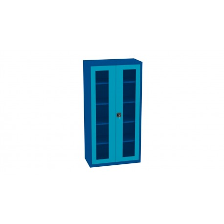 PSB1000/5 szafa z drzwiami z pleksi