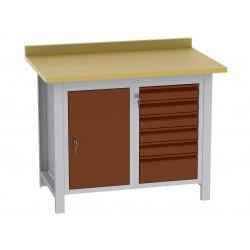 BS11A/AI stół warsztatowy