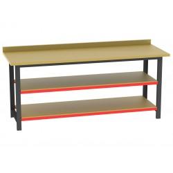 BS20A/2PL180 stół warsztatowy
