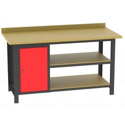 BS15A/A/2PL90 stół warsztatowy
