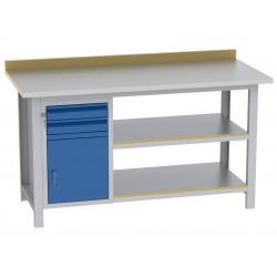 BS15O/C/2PO90 stół warsztatowy