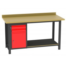 BS15A/C/PG90 stół warsztatowy