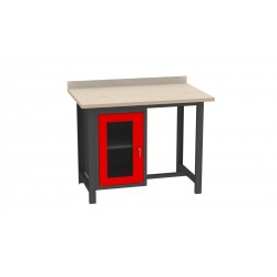 BS11A/A pleksi stół warsztatowy