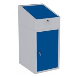 W06P/A szafka warsztatowa z pulpitem