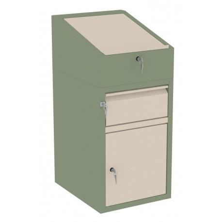 W06P/B szafka warsztatowa z pulpitem