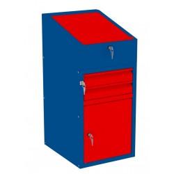 W06P/C szafka warsztatowa z pulpitem