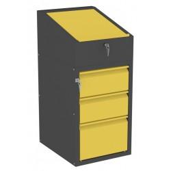 W06P/D szafka warsztatowa z pulpitem
