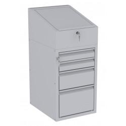 W06P/E szafka warsztatowa z pulpitem