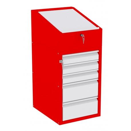 W06P/G szafka warsztatowa z pulpitem