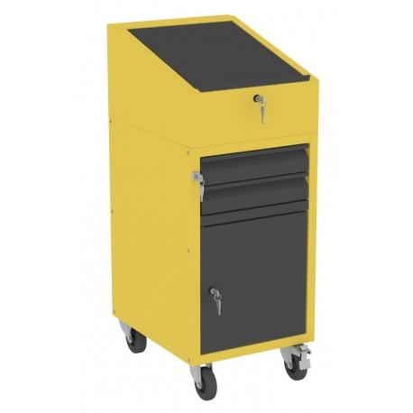 W06PK/C szafka warsztatowa z pulpitem