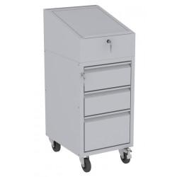 W06PK/D szafka warsztatowa z pulpitem