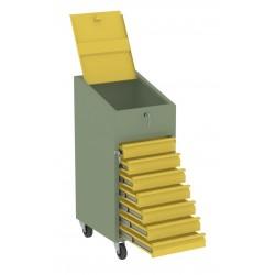 W06PK/J szafka warsztatowa z pulpitem