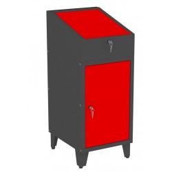 W06PN/A szafka warsztatowa z pulpitem