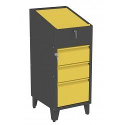 W06PN/D szafka warsztatowa z pulpitem