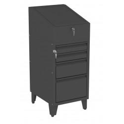 W06PN/E szafka warsztatowa z pulpitem
