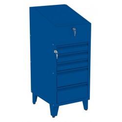 W06PN/G szafka warsztatowa z pulpitem