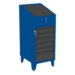 W06PN/I szafka warsztatowa z pulpitem