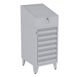 W06PN/J szafka warsztatowa z pulpitem
