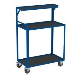 WP2N Wózek warsztatowy z nadstawką