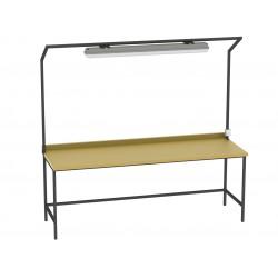 LBL20 biurko z oświetleniem