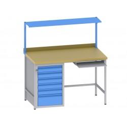 SP1146BL11/IK biurko komp