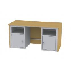 BL1565A/BBP/3M - biurko warsztatowe